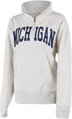 NCAA Zoozatz Women's Michigan Wolverines Sport Pullover