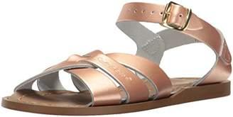 Salt Water Sandals by Hoy Shoe Girls' Salt Water Original Flat Sandal