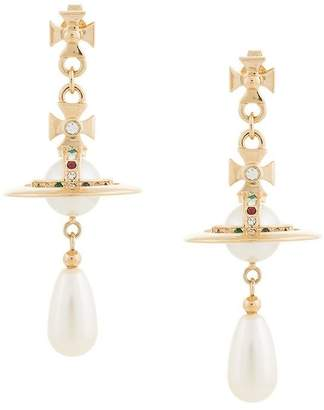 Vivienne Westwood Pearl Drop earrings