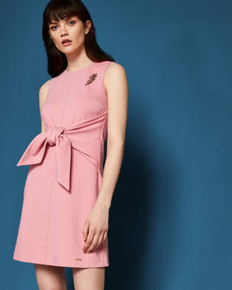 Ted Baker PAPRON Tie front dress