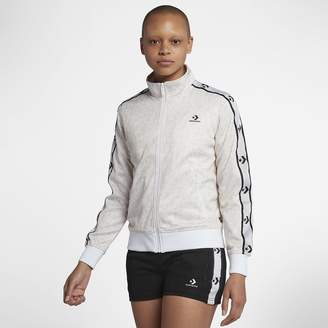 Converse Star Chevron Womens Printed Track Jacket