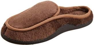 0f0e1c94b188 Isotoner Men s Terry Slip On Clog Slipper with Memory Foam for  Indoor Outdoor Comfort