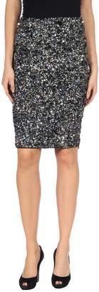 Haute Hippie Knee length skirts