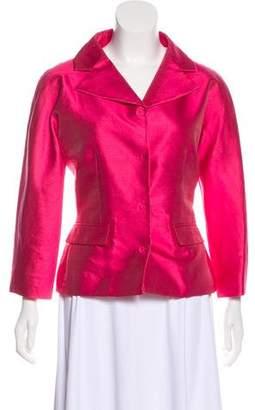Dolce & Gabbana Iridescent Pink Blazer