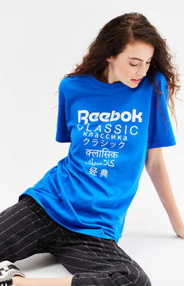 Reebok Unisex Graphic T-Shirt