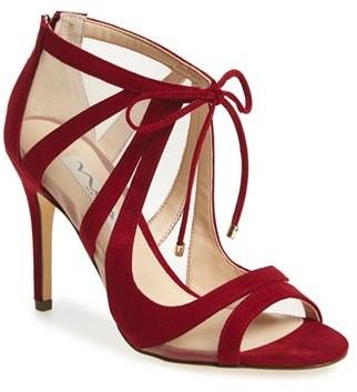 Women's Nina Cherie Illusion Sandal $88.95 thestylecure.com