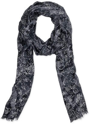 Patricia Nash Metallic-Print Scarf, Created for Macy's