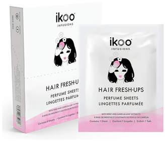 Ikoo ikoo Perfume Sheets Fresh Hair Ups (Box of 8 Sachets)