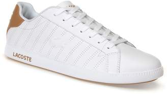 Lacoste Mens Graduate Nappa Leather Trainers
