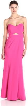 Decode 1.8 Women's Sweetheart Cut-Out Dress