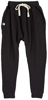 Lennon + Wolfe Kids' Banyan Supima® Cotton-Blend Harem Pants