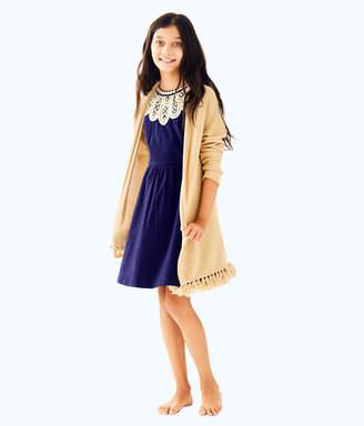 Lilly Pulitzer Girls Mini Tatum Cardigan
