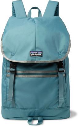 Patagonia Arbor Classic Canvas Backpack - Men - Blue