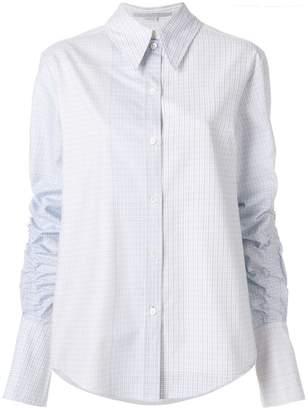 Stella McCartney Thandie check shirt