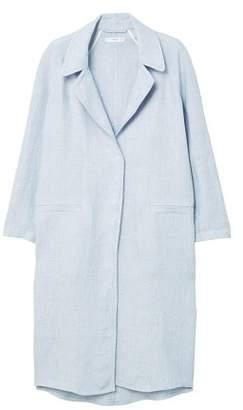 MANGO Linen-blend jacket