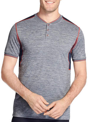 Izod Short Sleeve Collar Neck T-Shirt