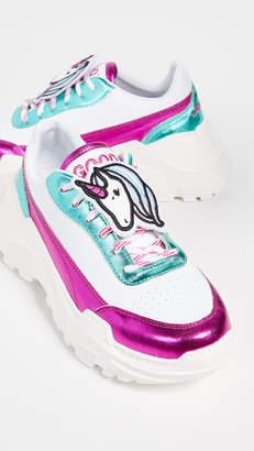 Joshua Sanders Irene Good Unicorn Sneakers