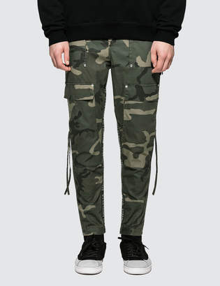 Stampd Drill Cargo Pant