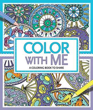with me. Color A Coloring Book to Share