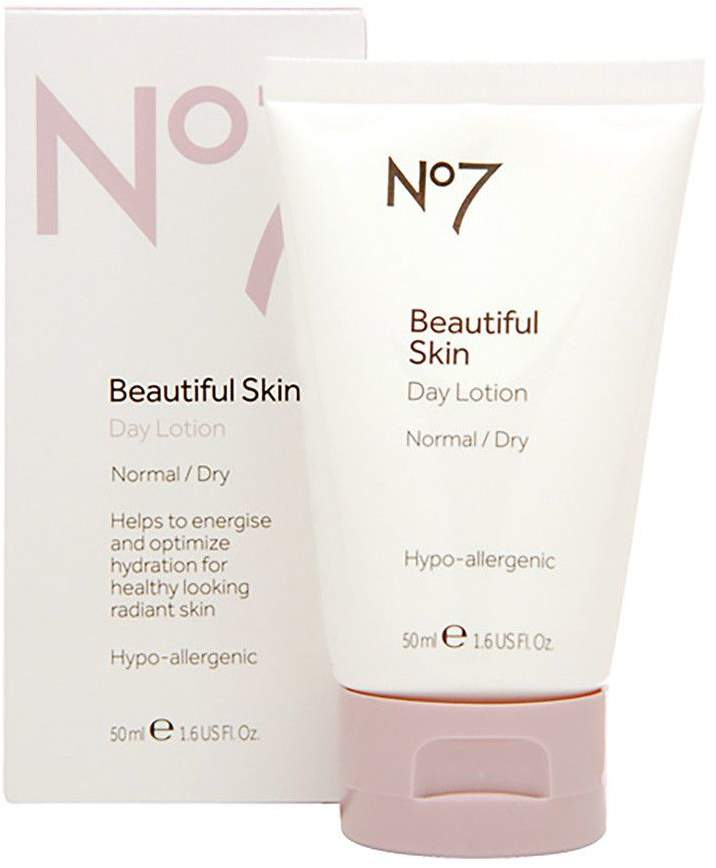 No7 Beautiful Skin Day Lotion Normal/Dry