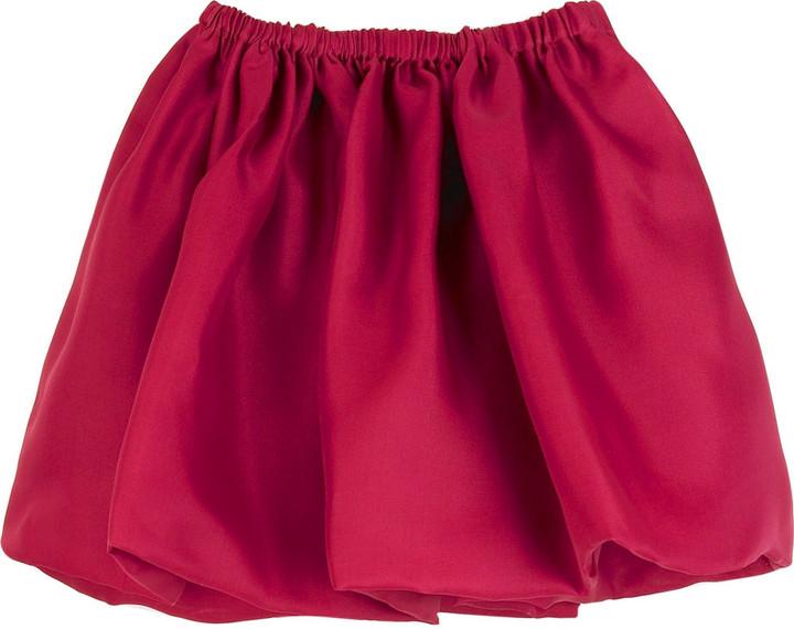 Miu Miu Full mini skirt