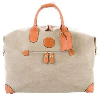 Bric's Pebbled Leather Large Tote