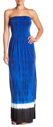 Young Fabulous & Broke YFB by Vance Strapless Maxi Dress