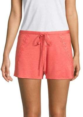 Natori Lace Sleep Shorts