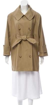 Michael Kors Double-Breasted Trench Coat w/ Tags