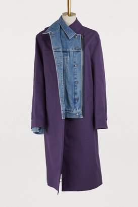 Maison Margiela Convertible trench coat