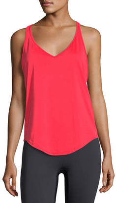 Under Armour Flashy Racerback Performance Tank Top $29.99 thestylecure.com