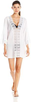 LaBlanca La Blanca Women's Island Fare Tunic Cover Up