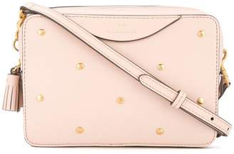 Anya Hindmarch double zip wallet crossbody bag