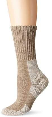Thorlos Unisex WLTH Light Hiking Thick Padded Wool Crew Sock