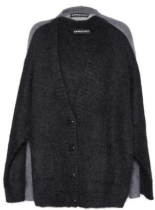 Y/Project Mohair-blend cardigan