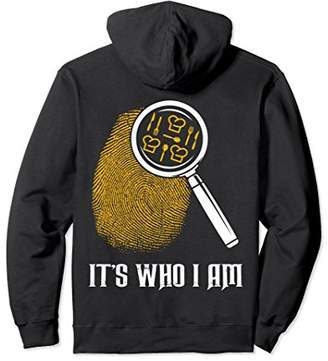 Chef Pullover Hoodie / IT'S WHO I AM - Chef Hoodie