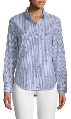 Rails Taylor Stars Button-Down Shirt