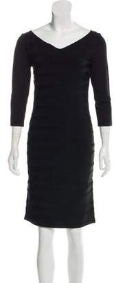 D-Exterior D. Exterior Mini Bodycon Dress