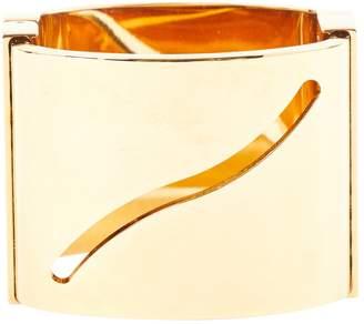 Elie Saab Gold Metal Bracelet