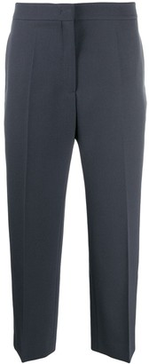 Jil Sander Lindsey cropped tailored trousers