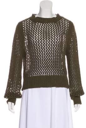 Etoile Isabel Marant Long Sleeve Open Knit Sweater w/ Tags