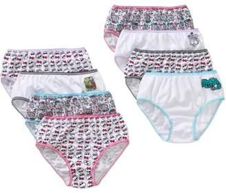 Monster High Girls Underwear, 7+1 Bonus Pack