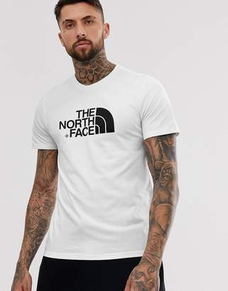 The North Face Easy T-Shirt in White