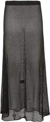 Fisico Cristina Ferrari Flared Skirt