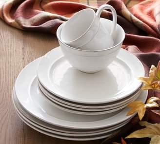 ... Pottery Barn Cambria 16-Piece Dinnerware Set - Stone & Pottery Barn Dinnerware - ShopStyle