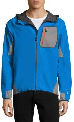 J. Lindeberg Active Gore Paclite Hooded Jacket