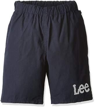 Lee (リー) - (リー) Lee アスレチック ショーツ LK1234-104 ネイビー 100