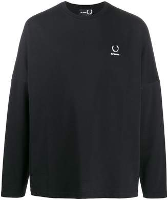 Fred Perry photograph print top