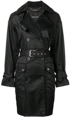 Barbara Bui double breasted trench coat