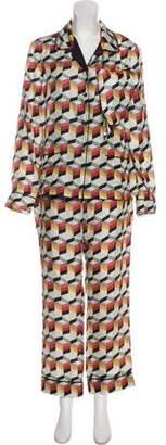 Prada 2017 Pajama Set